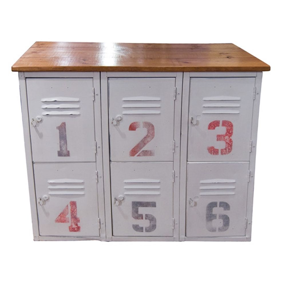 Locker Style Furniture Drawer Chest Product Code Fent 9065 This New Metal