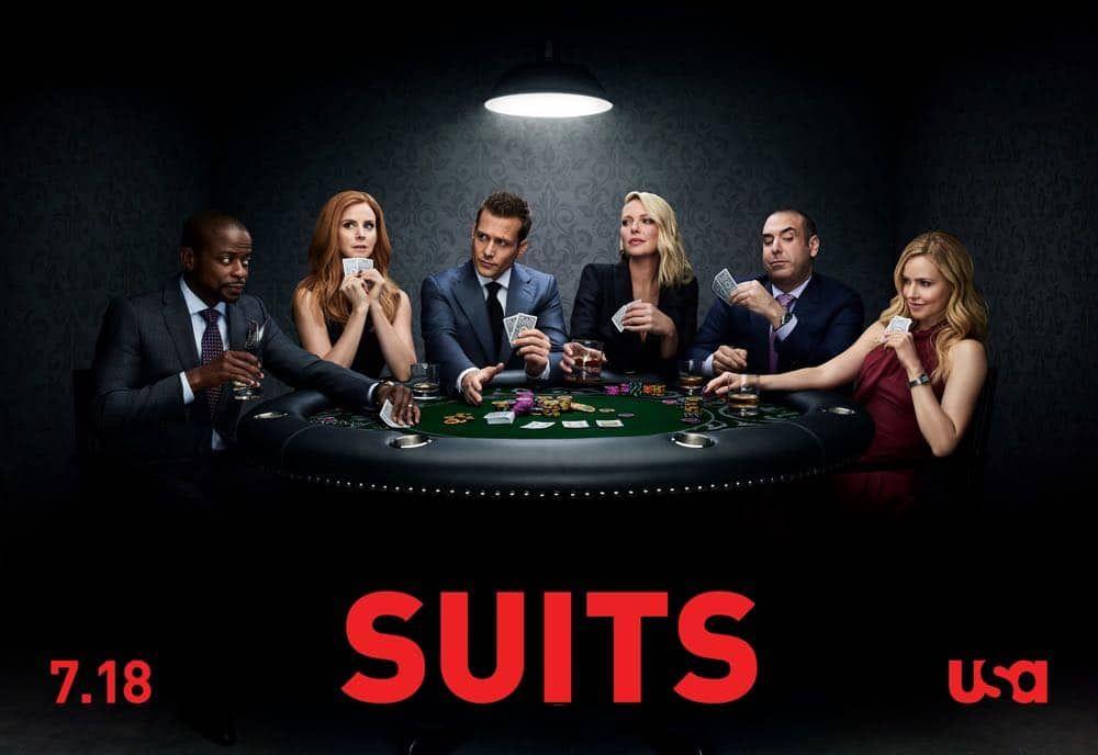 SUITS Season 8 Poster | Suits tv | Suits episodes, Suits