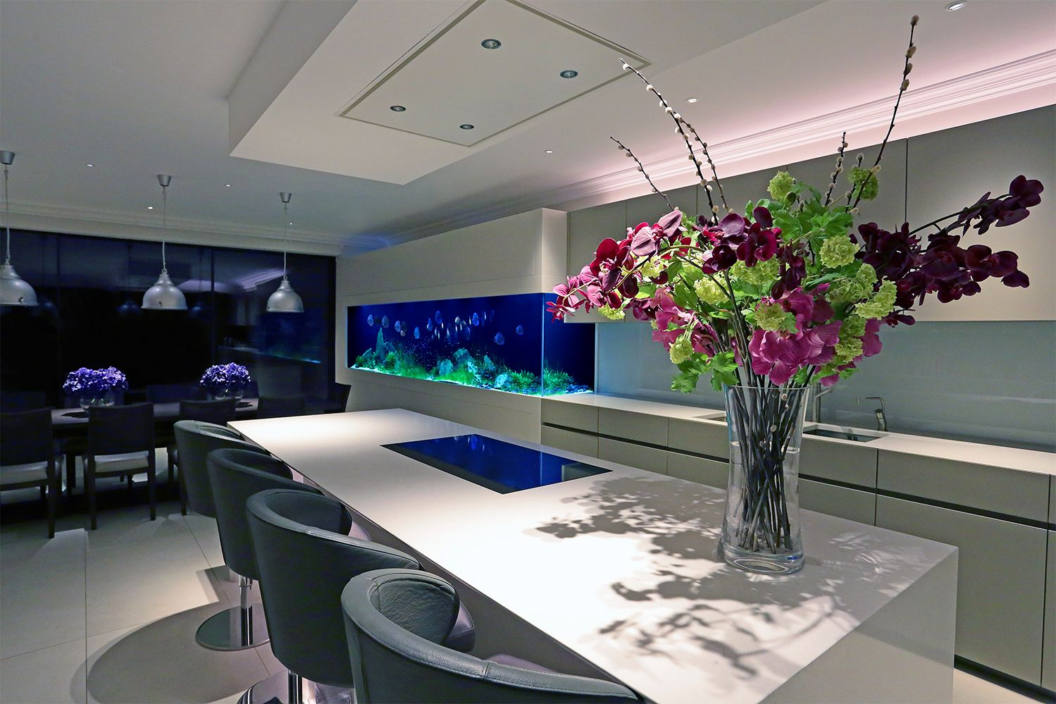 amazing aquariums the best collection of home fish tank ideas