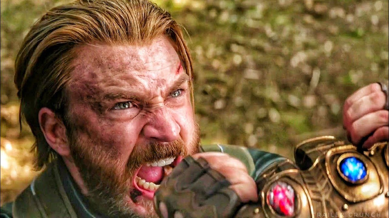 Avengers Infinity War (2018