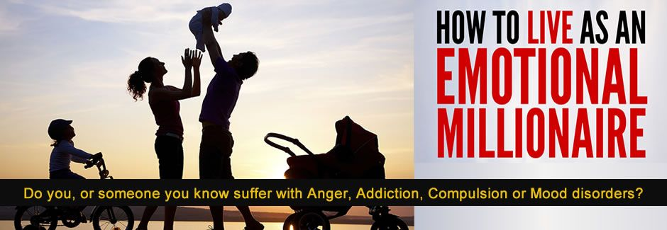 A book and coaching program for people struggling with Anger, Addiction, Compulsions and Mood Disorders