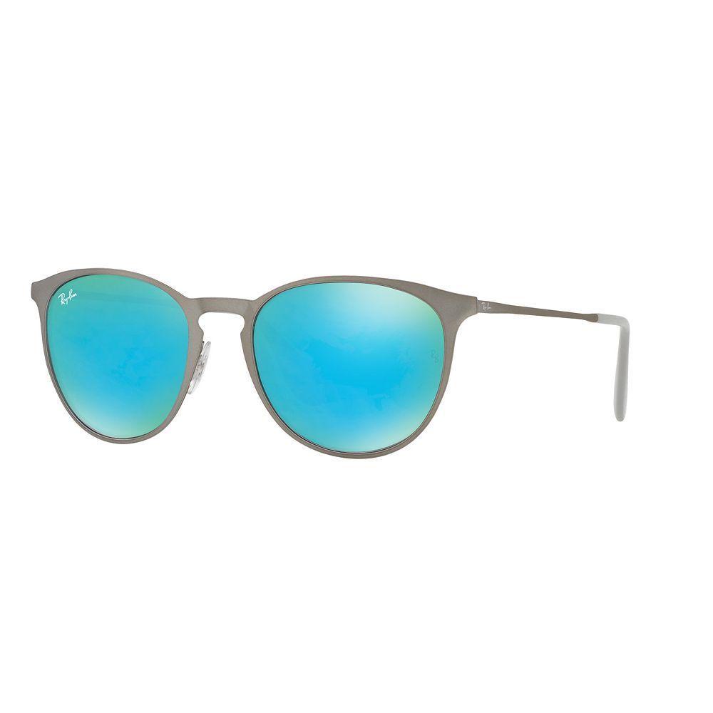 4f852779af Ray-Ban Erika RB3539 54mm Pilot Mirror Sunglasses