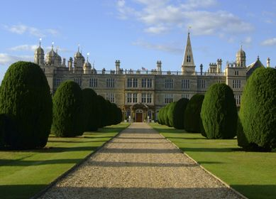 Burghley House - Lincolnshire (c)VisitBritain Images & Tony Pleavin VB21983950 389X280