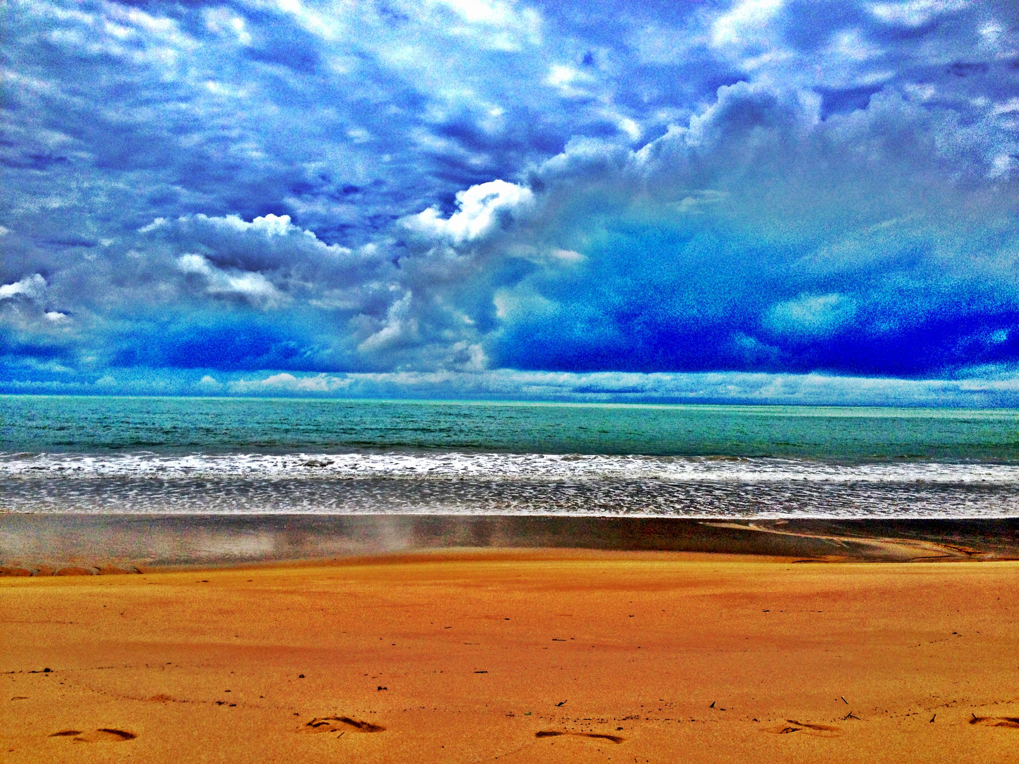 Praia do Estrela d'àgua - Trancoso BA Brazil