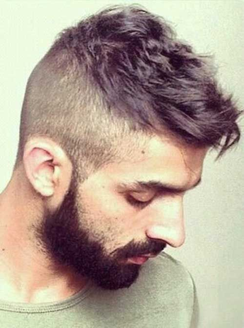 Shaved Hairstyle For Men Httppyschomamitumblrcom Chic - Hairstyle mens tumblr