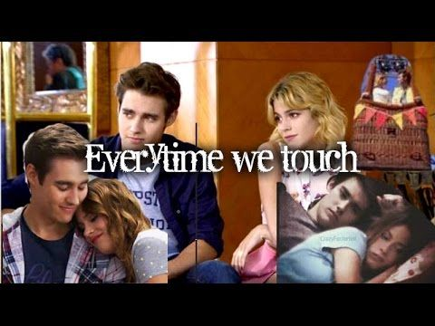 Violetta y Leon -Everytime we touch  I love Leonetta and this song! :D