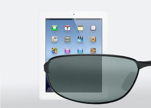 99cb46c2a8 Iphone Active  The iPhone screen becomes opaque to Use Polarized Glasses   Solution is here! Try our new PolarView Sunglasses!
