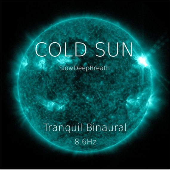 Cold Sun Mp3 Direct Download Meditation Music Relaxing Music With Binaural Beats Technology With Images Meditation Music