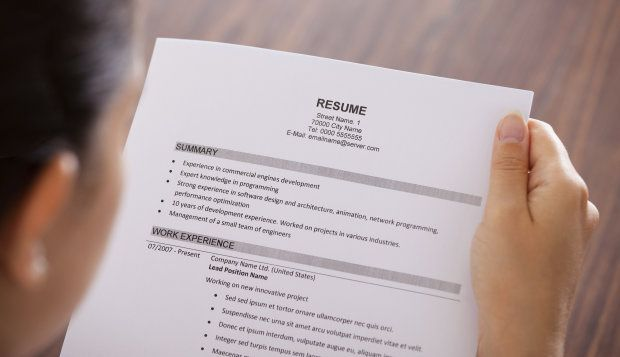 7 Reasons This Is An Excellent Resume For Someone Making A Career - change management plan template