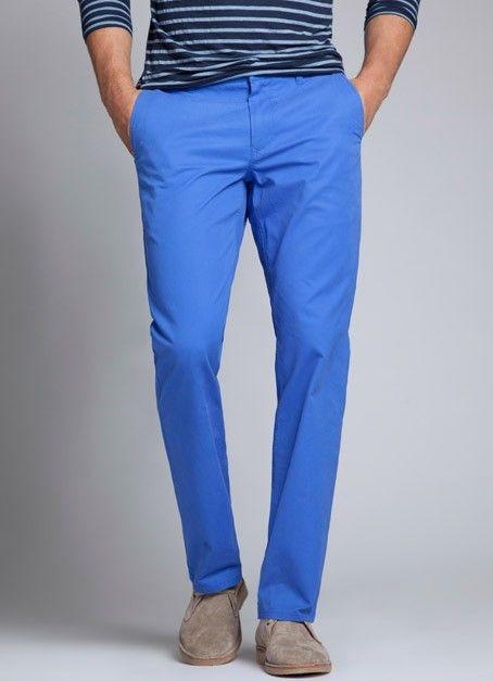 blue #pants #men #fashion | It's A Guy Thing | Pinterest | Pants ...