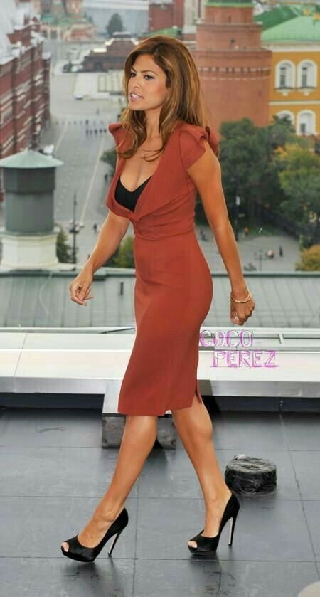 Eva mendes body the truth