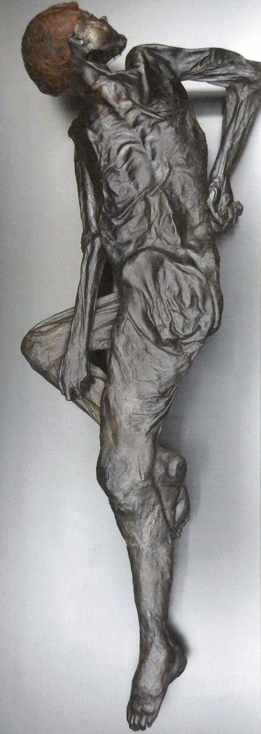 El hombre de Grauballe, fue encontrado el 26 de abril de 1952, cerca del pueblo de Grauballe, Dinamarca.