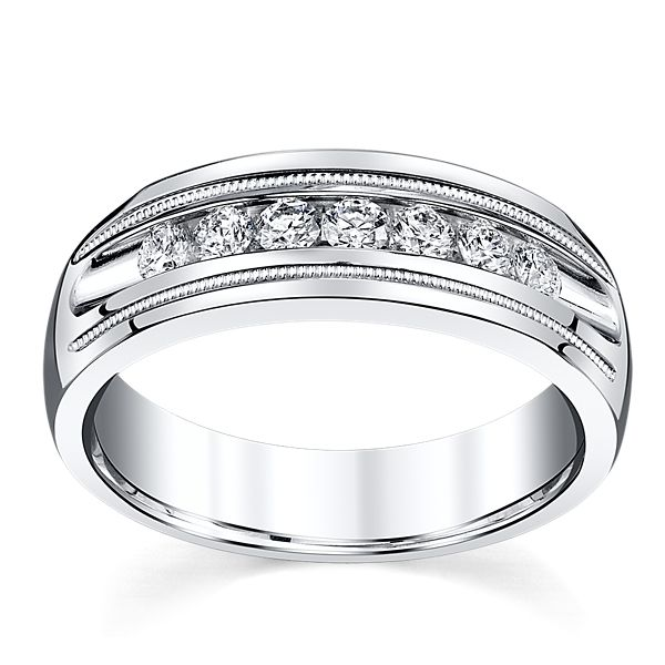 Male wedding bands Robbins Brothers Dallas Wedding bands