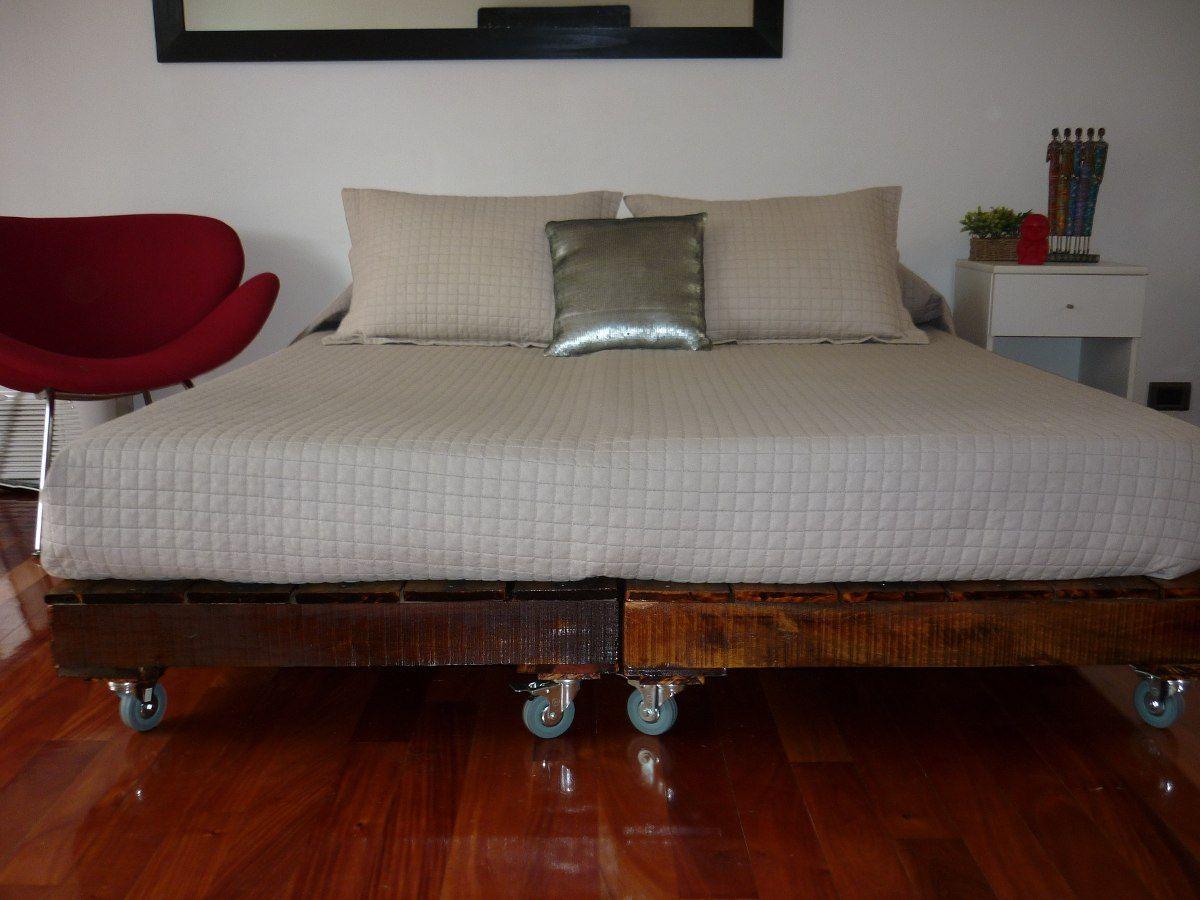 Pin De Jeny Chiq En Muebles De Paletas Pinterest Muebles De  # Muebles Con Paletas De Madera