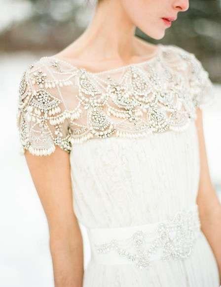 Vestidos de novia estilo art decó: Mejores modelos [FOTOS] - Detalle ...