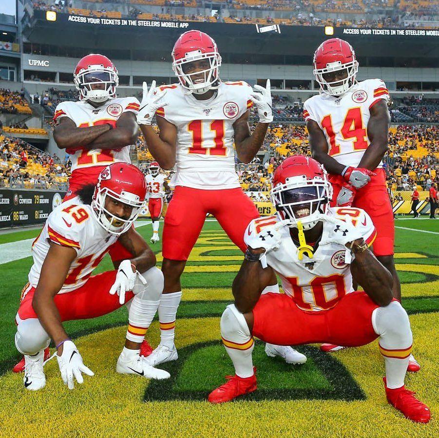 """Kansas City ChiefsKingdom on Instagram: """"It's #Chiefs vs #Steelers. Let's go #ChiefsKingdom!"""
