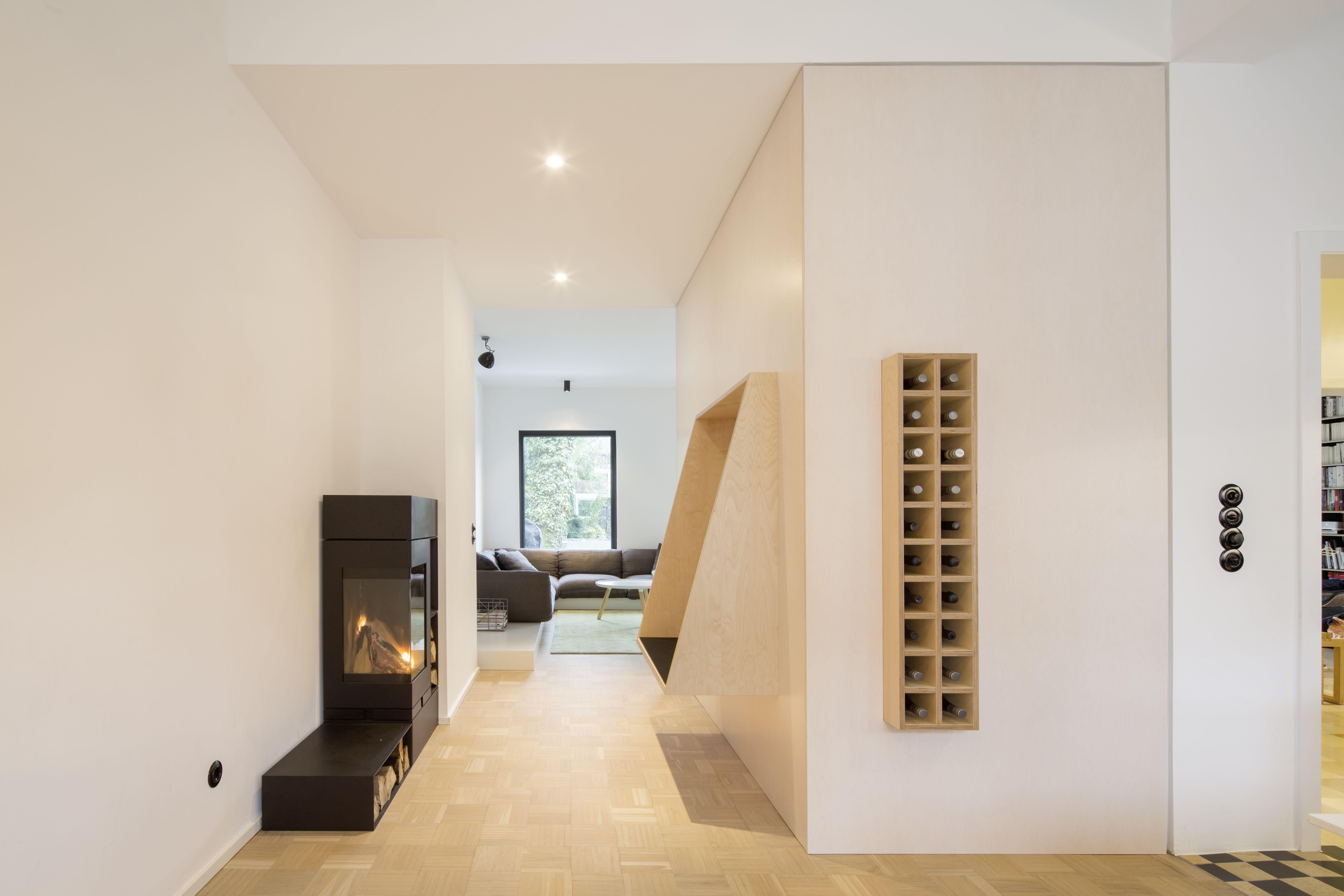 haus k m nster umbau und sanierung einbaum bel aus. Black Bedroom Furniture Sets. Home Design Ideas