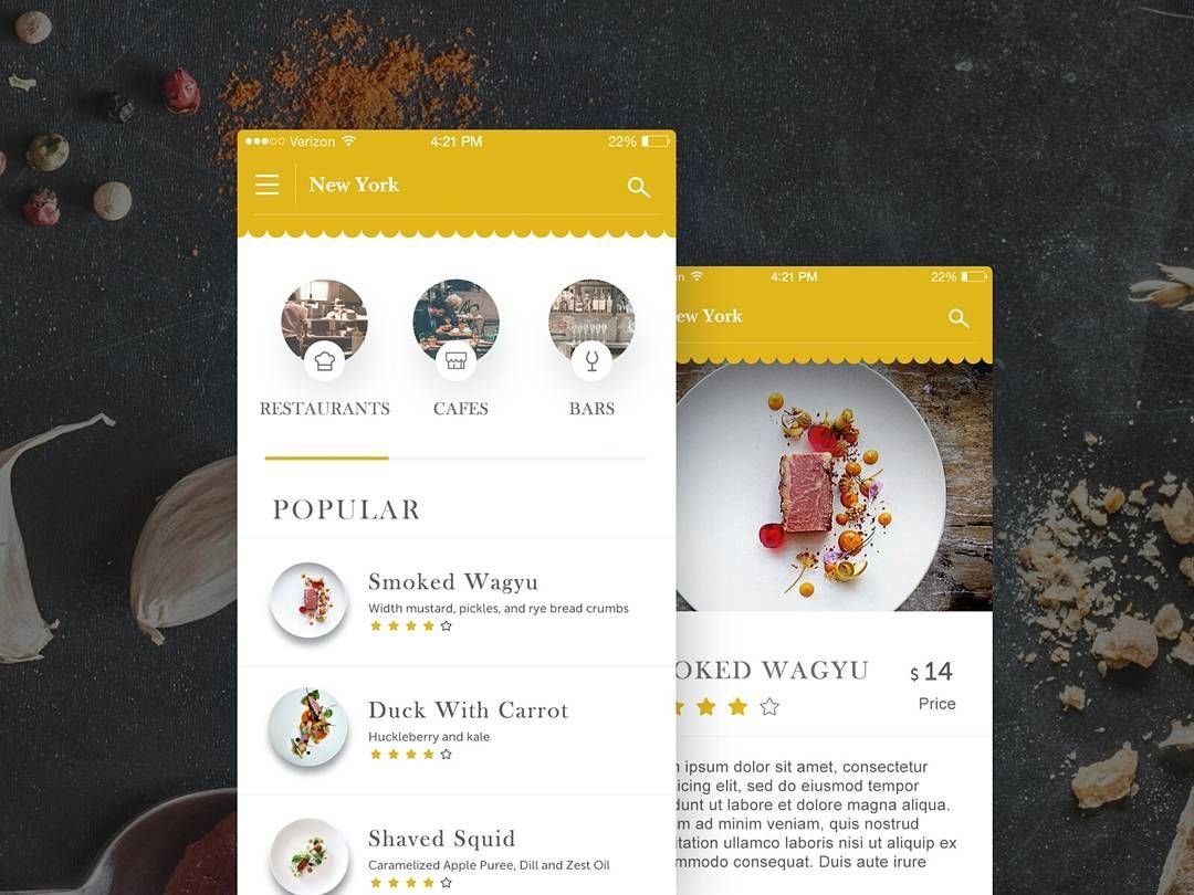 Food Delivery App #ui #ux #web #design #website #site #food #cooking ...