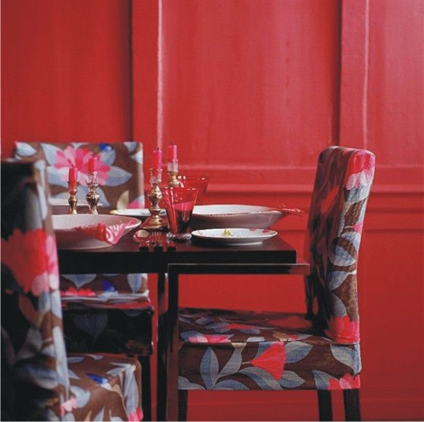 Red Dining