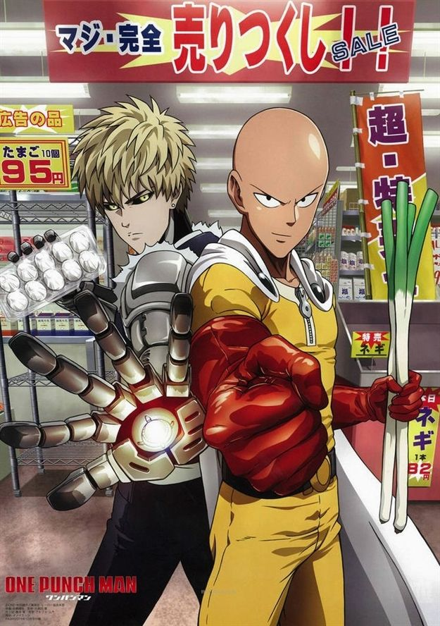 One Punch Man Anime In 2020 One Punch Man Poster One Punch Man Funny One Punch Man