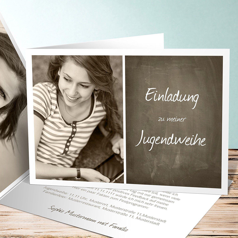 Vorlagen Einladungskarten Jugendweihe Kostenlos Vorlagen: Jugendweihe Einladungskarten Vorlagen