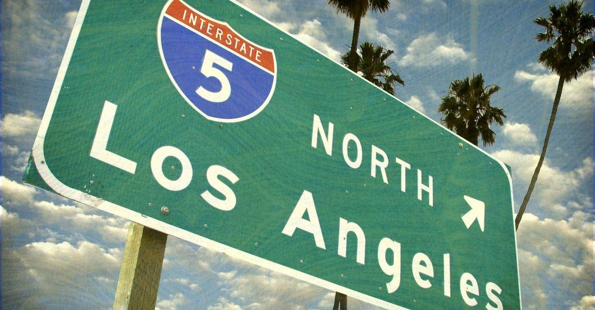 Von Las Vegas Nach Los Angeles