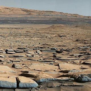 Marte,  el planeta