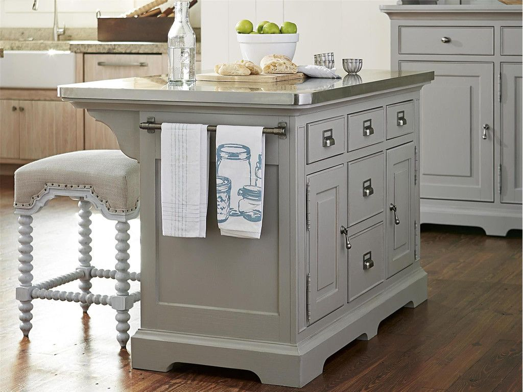 Texas Decor Rearranging The Tops Of My Kitchen Cabinets: Paula Deen Dogwood Kitchen Island