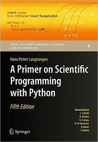 A primer on scientific programming with python 5th edition pdf a primer on scientific programming with python 5th edition pdf download fandeluxe Image collections