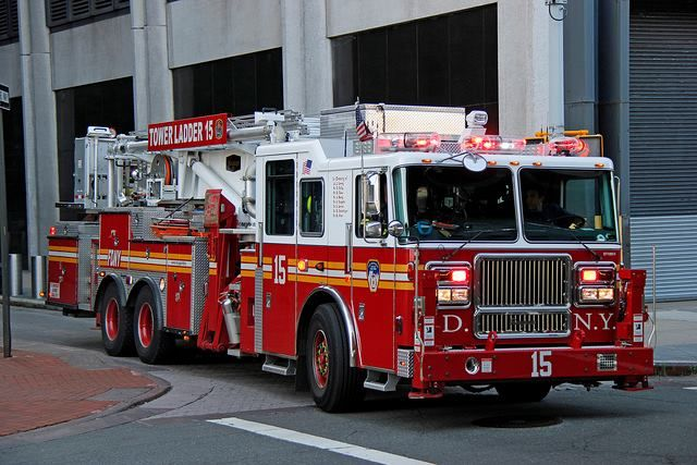 FDNY Tower Ladder 15