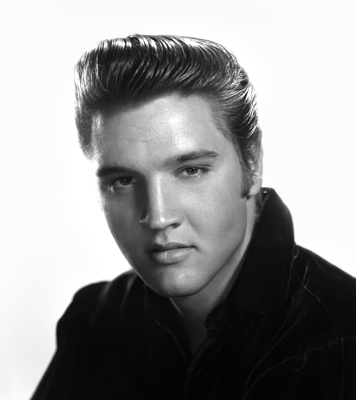 Elvis blonde pictures breast