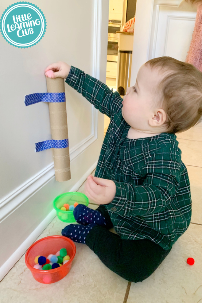Indoor Toddler Activities for 12-18 Months - Little Learning Club
