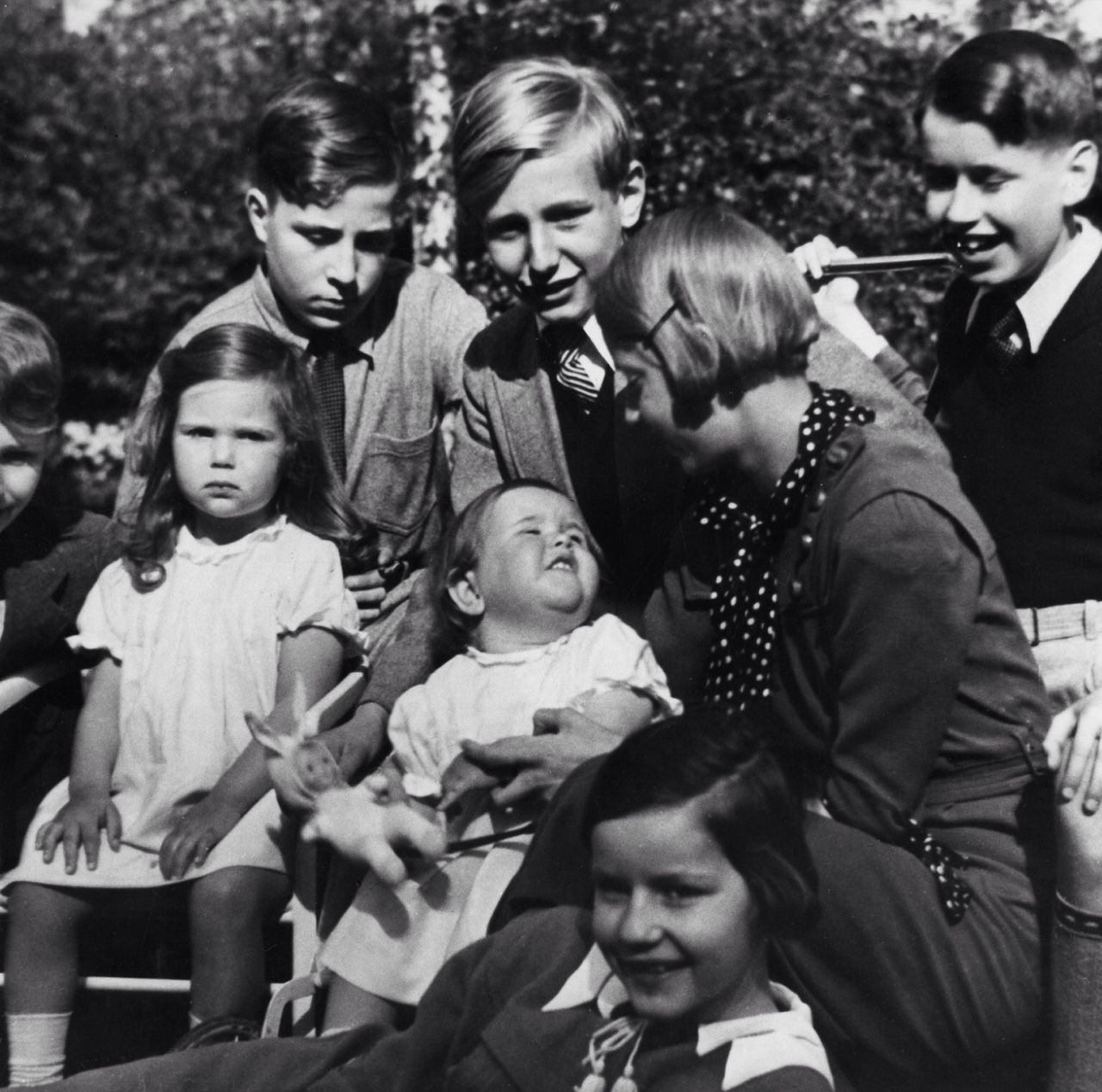 Pin On The Goebbels Children