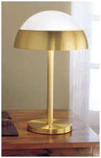 lampes classique années 30 PERZEL référence 934 VERNIS OR