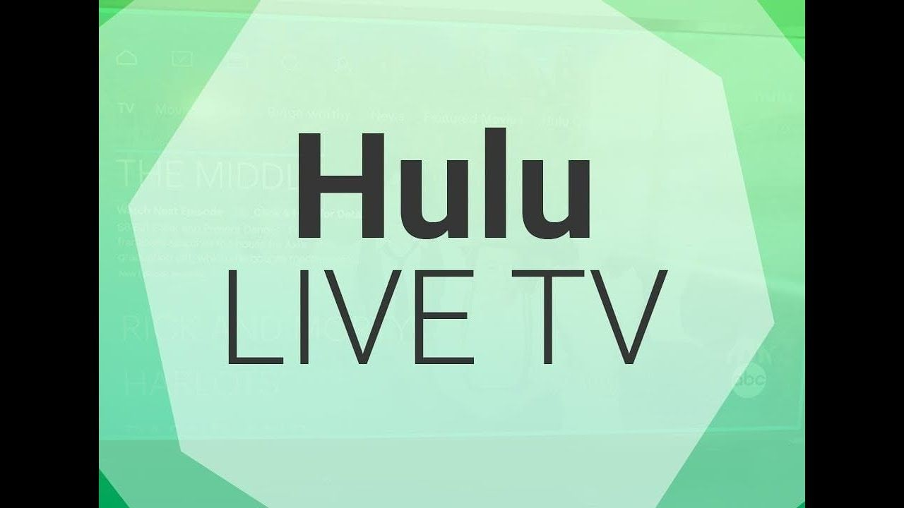 Hulu with Live TV Here's Everything You Need to Know