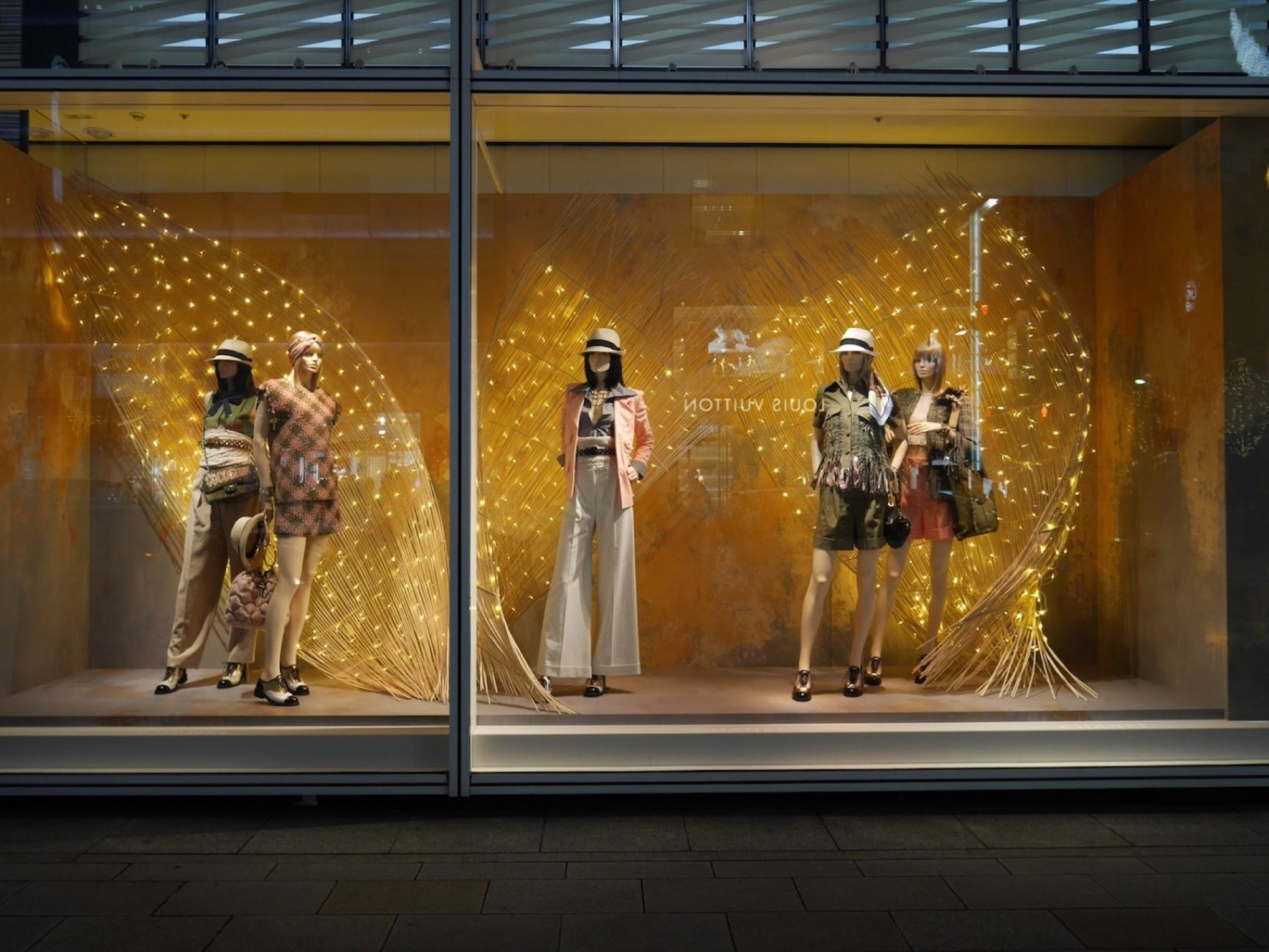 Display Windows Chanel, Tokyo, Japan, Changing Fashion Lives One Lightbulb