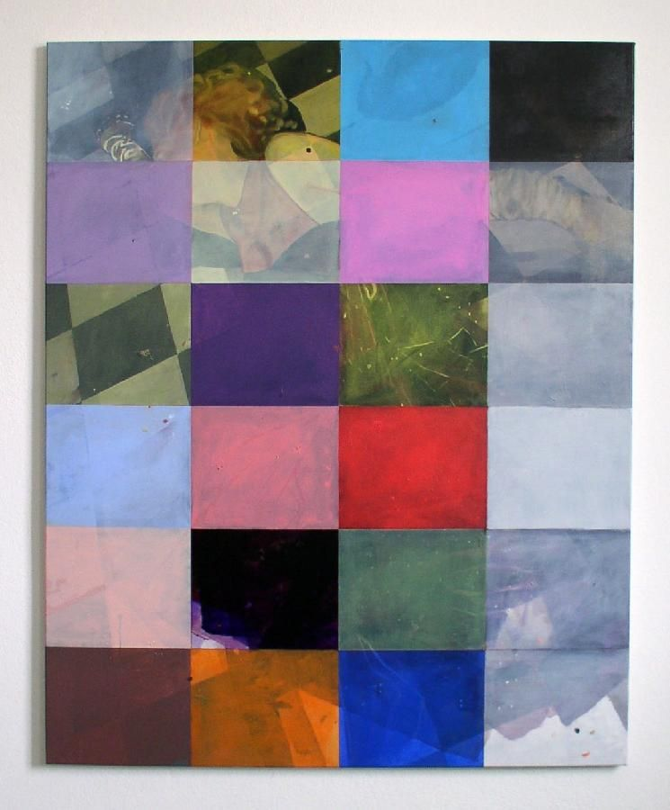 <i><b>Colour scale 2</b></i>Martin Hoener