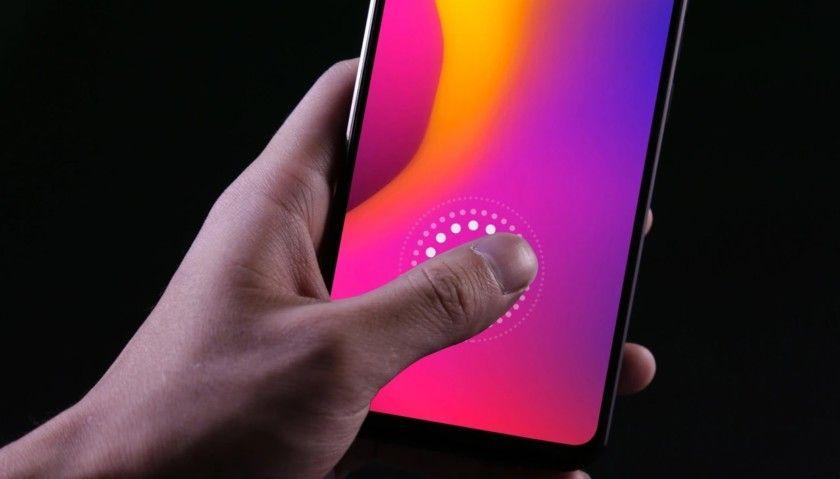 Leagoo S10 is an iPhone X clone with an in-display fingerprint