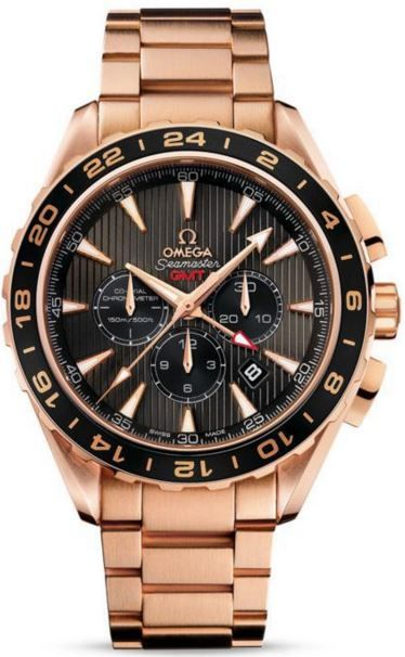 Omega Gold Watch Men