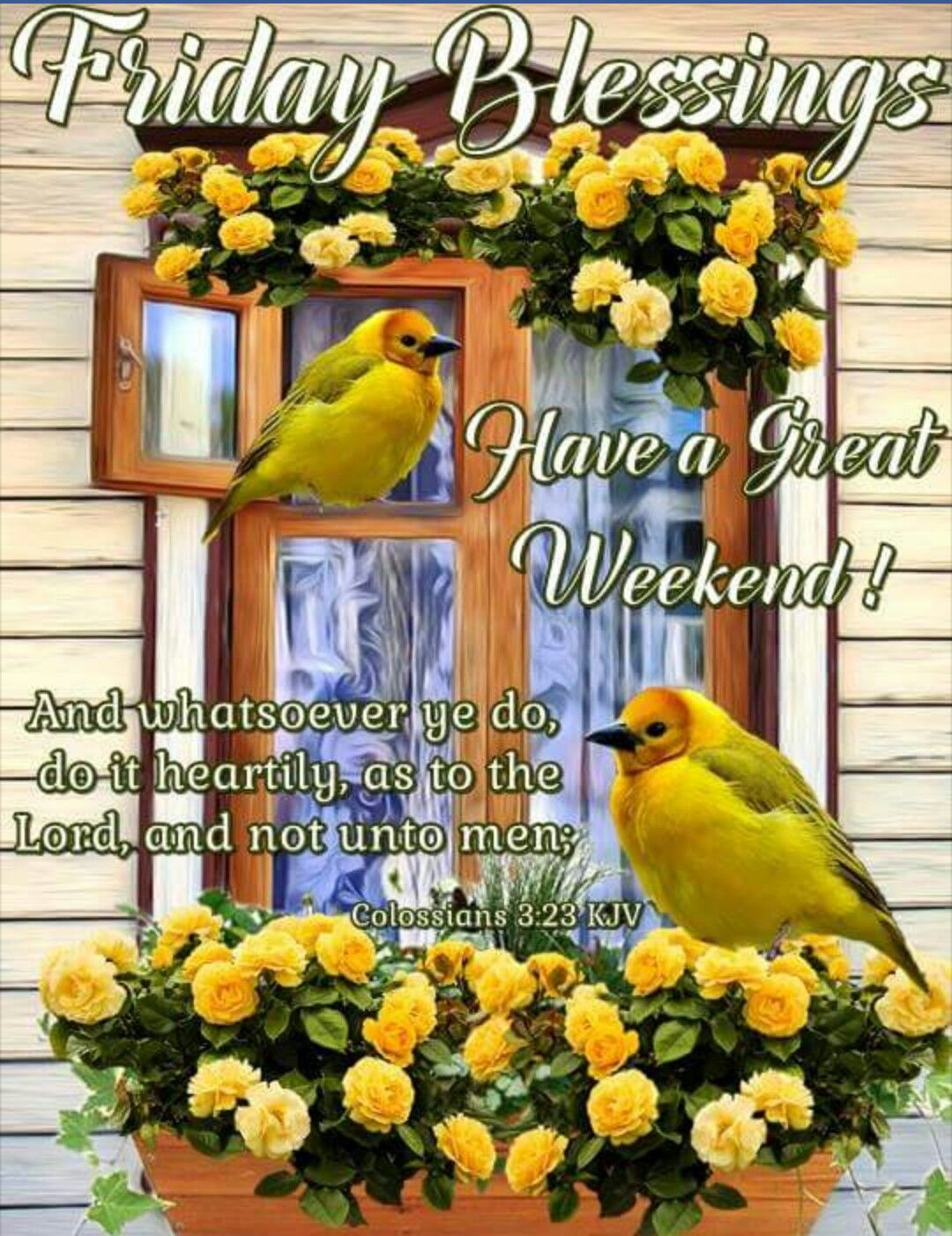 Morning Weekend Blessings Good Quotes Friday