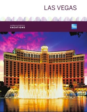 American Express Vacations Las Vegas Brochure Travel