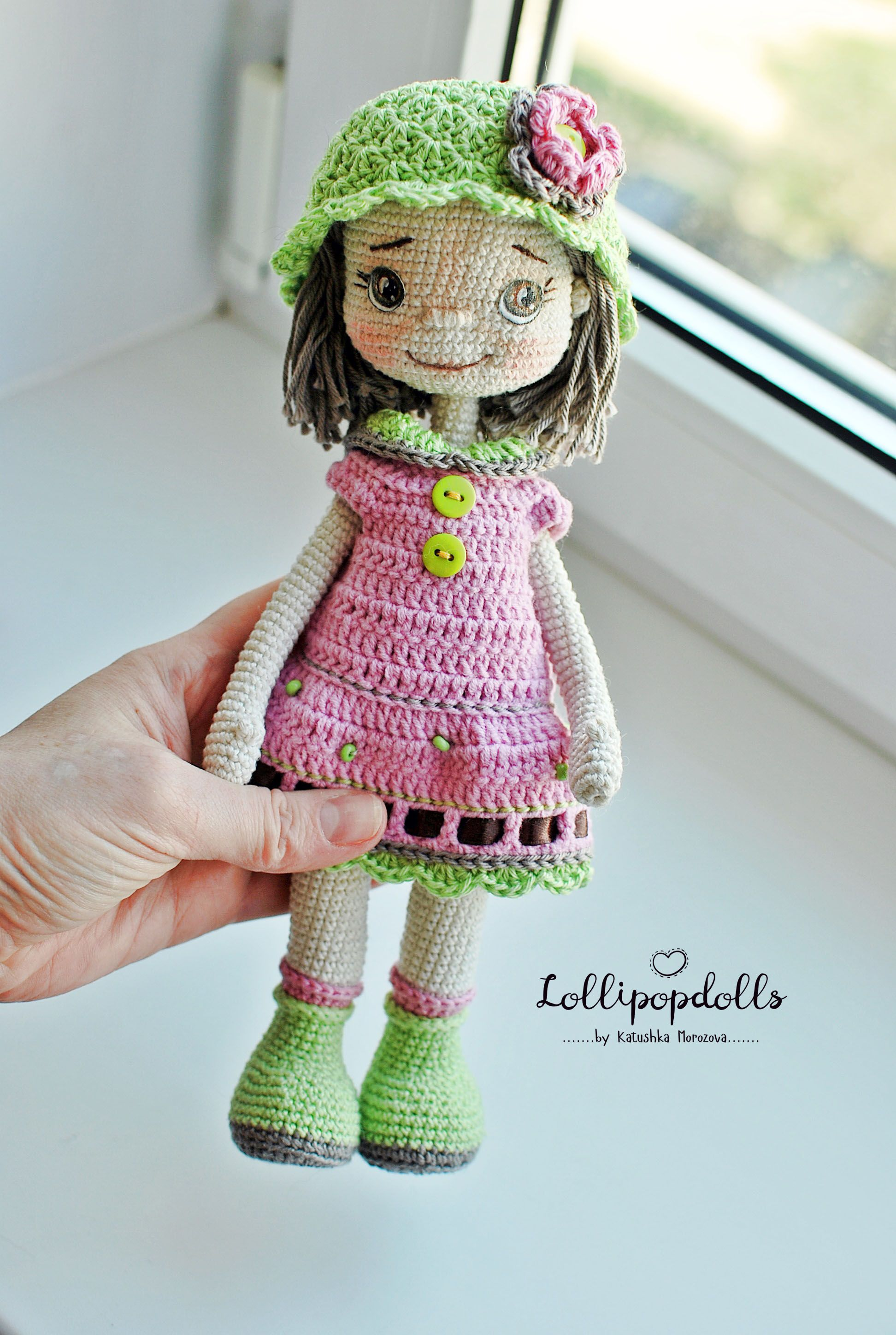 Amigurumi Doll Free Pattern – 2019 | Crochet dolls free patterns ... | 2896x1944