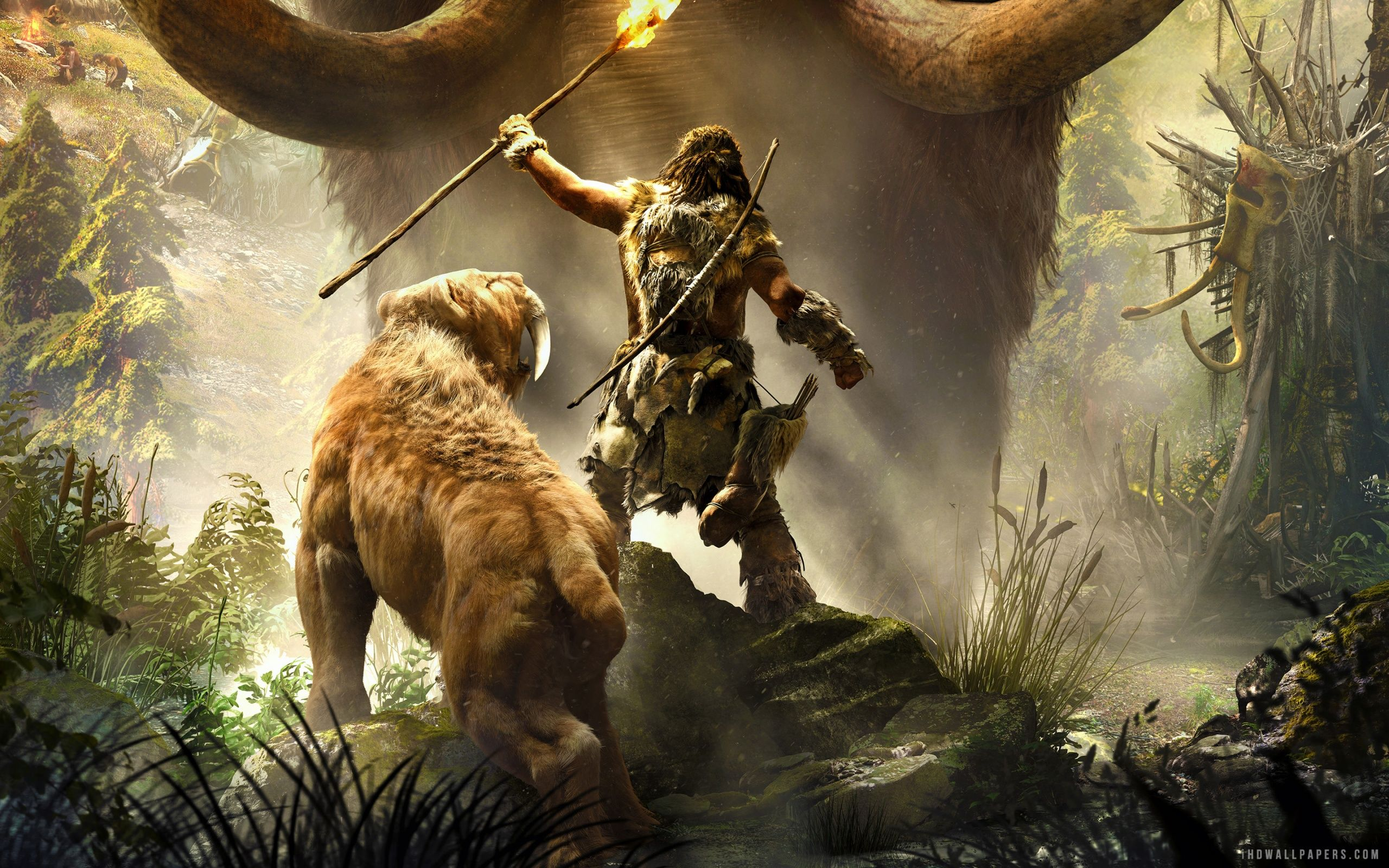 Far Cry Primal Wallpapers HD Free Download Far cry