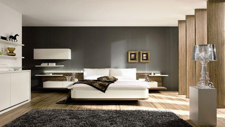 Pareti camera da letto grigio | Salotto | Pinterest | Letto grigio ...