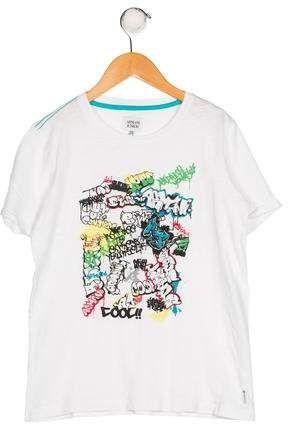 20a490a0 Boys' Graphic Print Shirt   Products   Shirts, Junior shirts ...