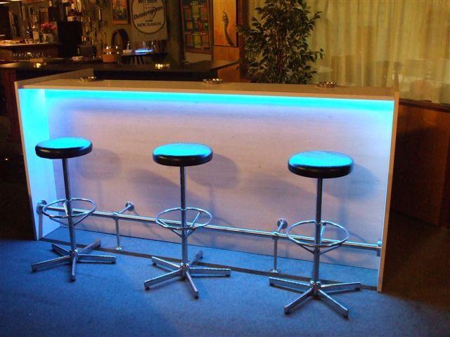 Huisbar op maat gebruikt cabinet bar