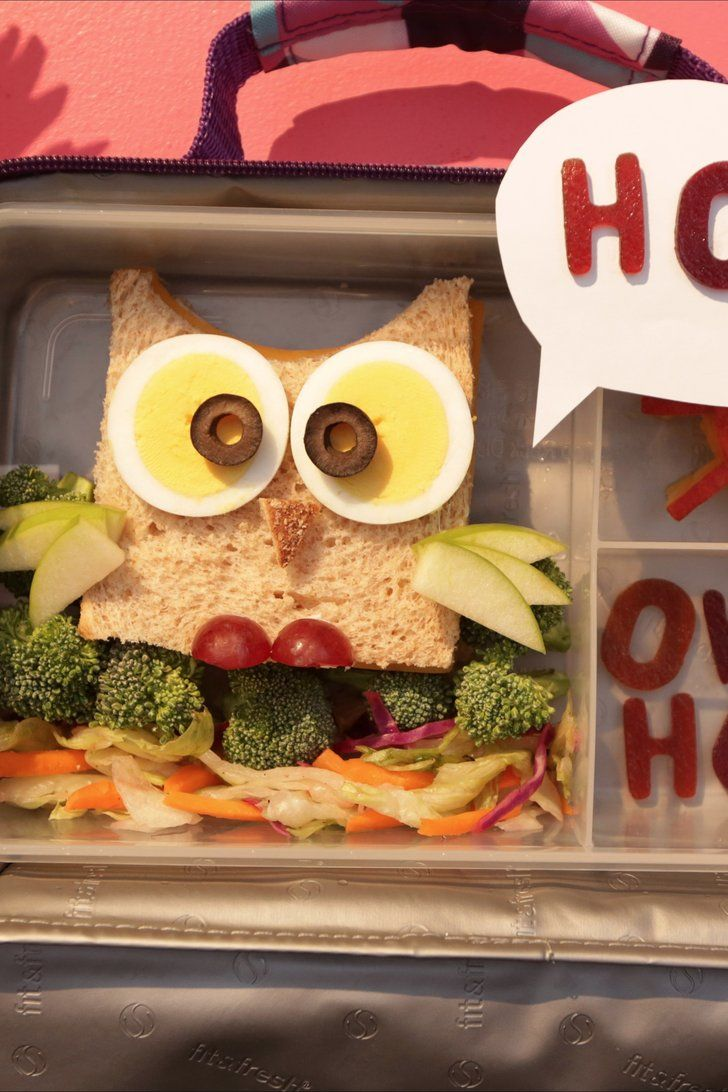 This Owl Bento Box Will Have Kids Joining The Empty Lunch Club
