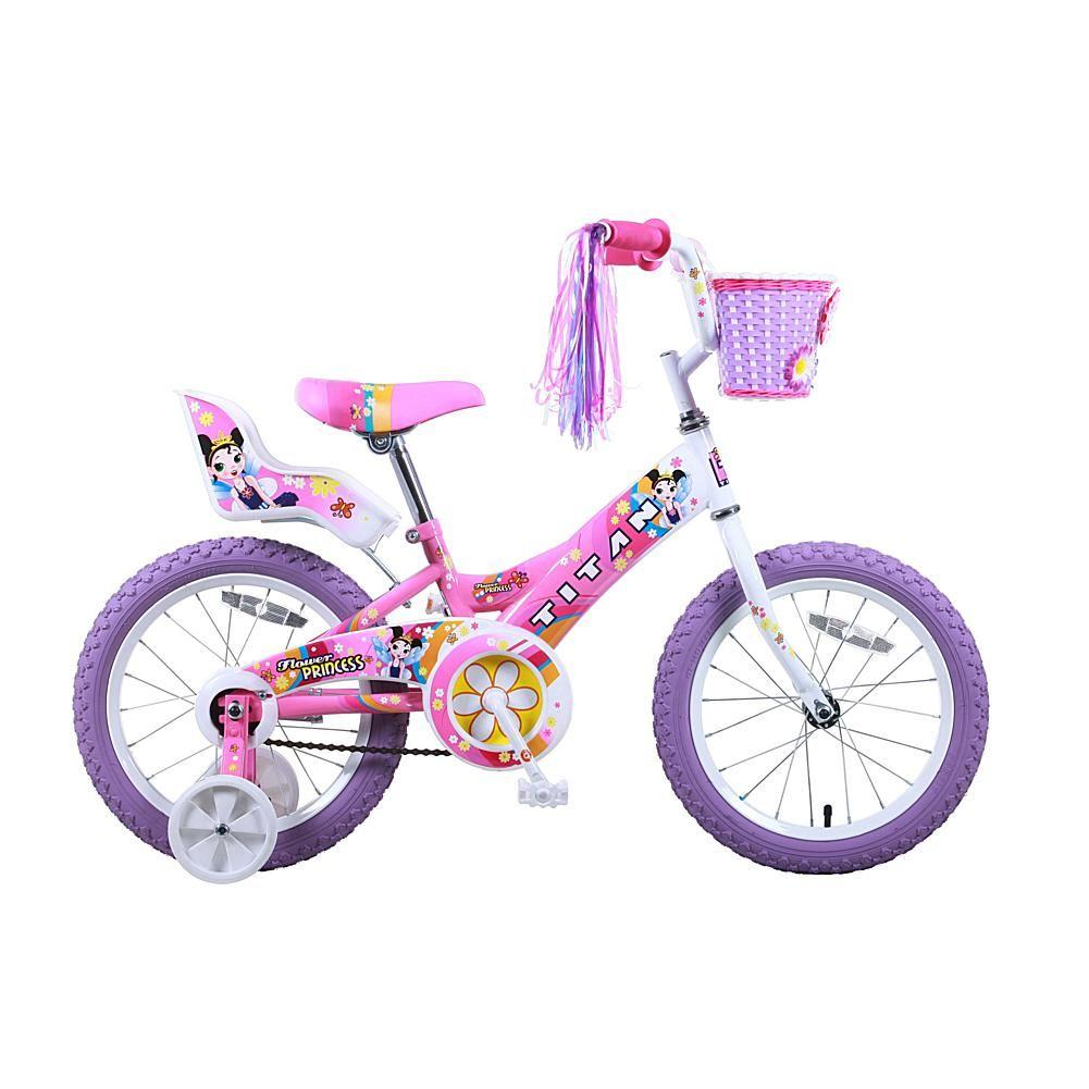 "DISNEY 16/"" KIDS PINK LITTLE PRINCESS Bike//Bicycle FORKS 1/"" THREADED Steerer NEW"