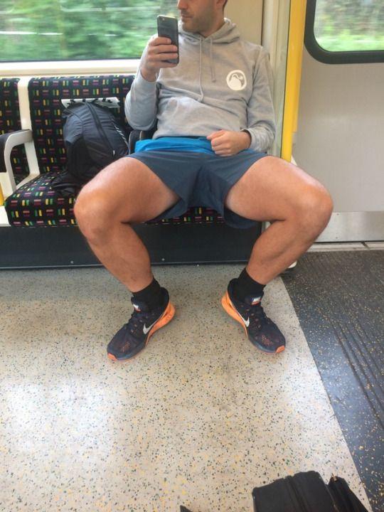 Gay slanf train