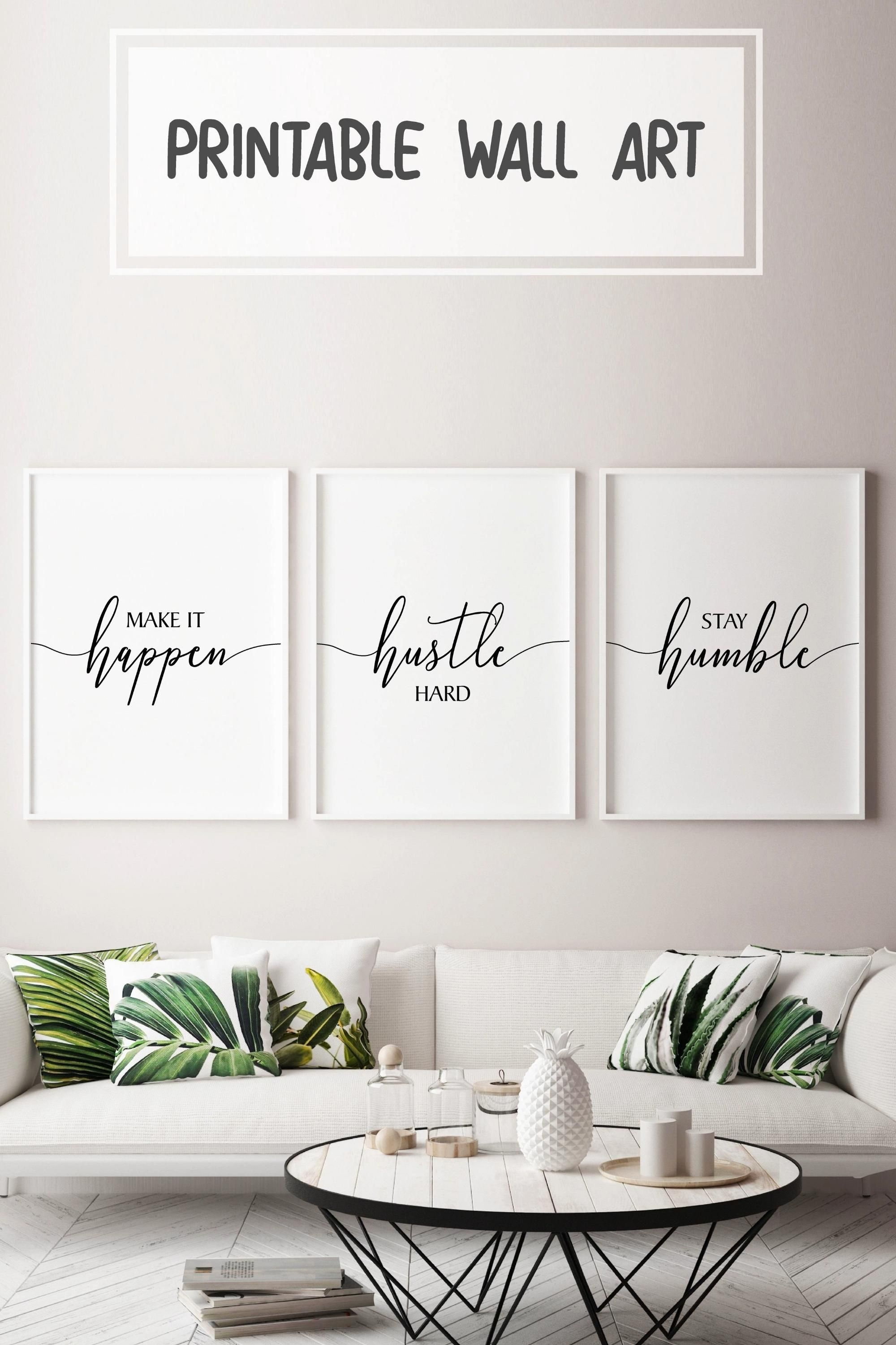 Photo of Motivational Quotes Wall Art